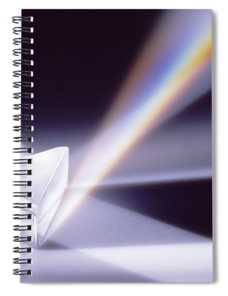 Refraction 2 Spiral Notebook