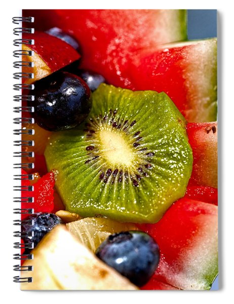 Refreshing Spiral Notebook