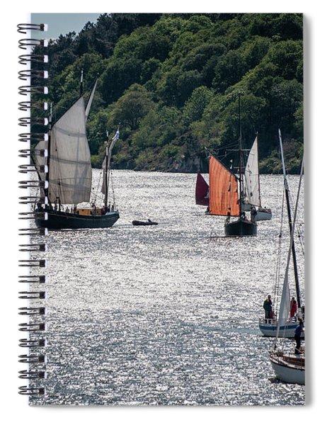 Regatta Time Spiral Notebook