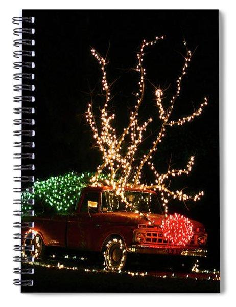 Reintruck Spiral Notebook