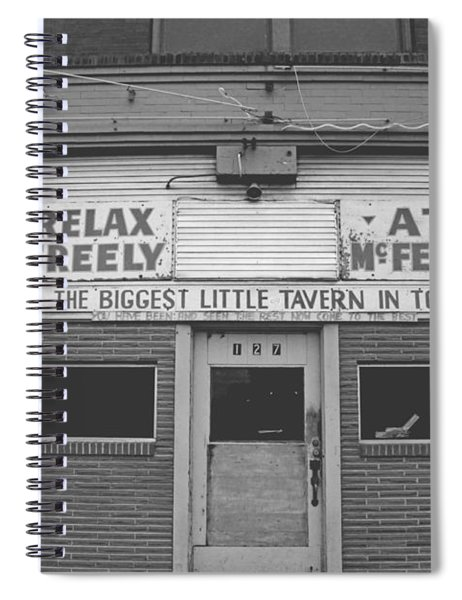 Relax Freely- Walla Walla Photography By Linda Woods Spiral Notebook