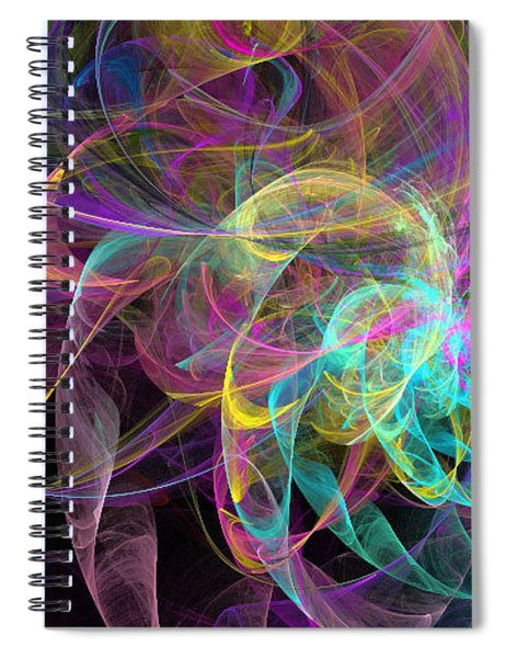 Relief Spiral Notebook