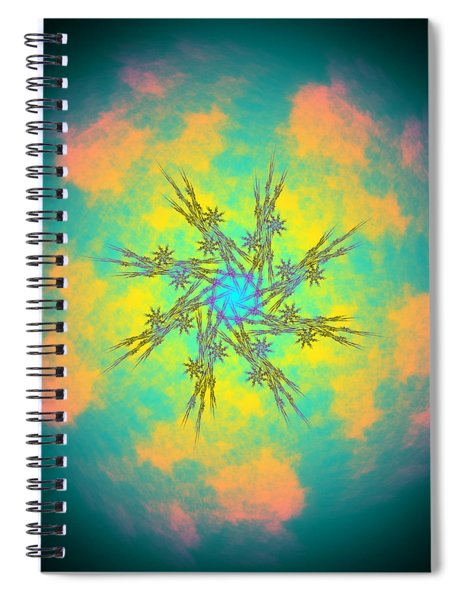 Reluctured Spiral Notebook