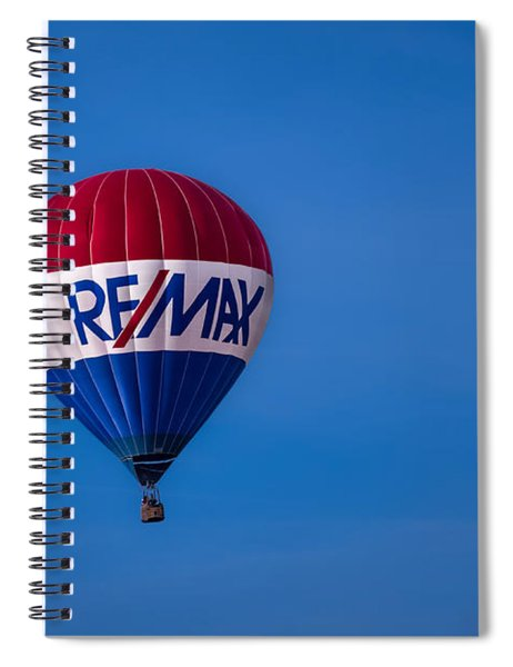 Remax Hot Air Balloon Spiral Notebook