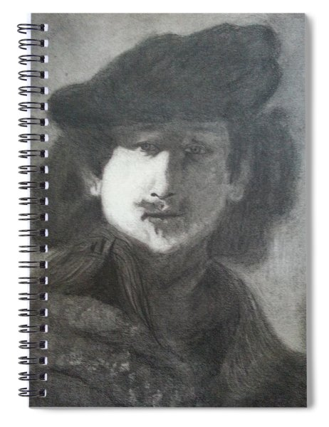 Rembrandt Spiral Notebook