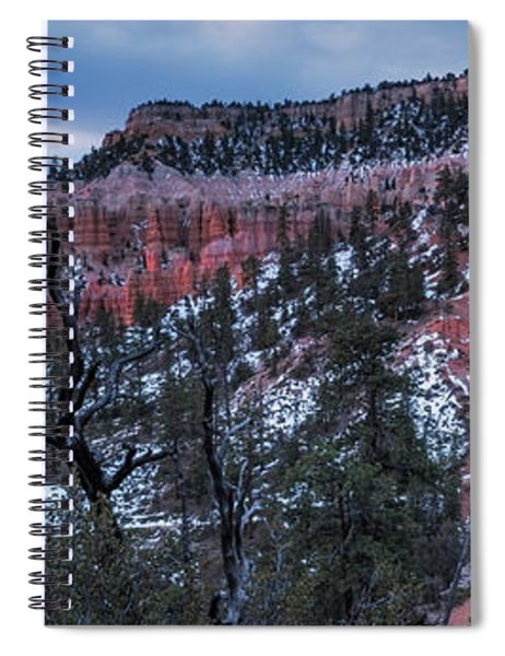 Remembering Bryce Spiral Notebook