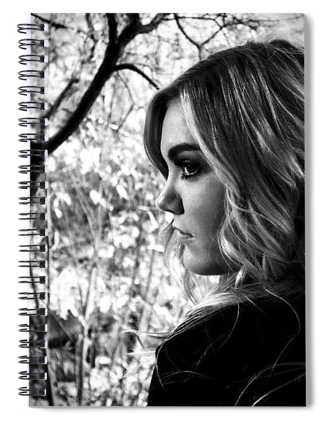 Reminiscing In The Park Spiral Notebook