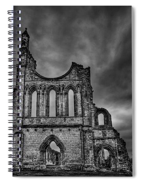 Renascence Of Ancient Spirit Spiral Notebook