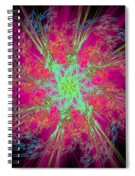 Reprovideo Spiral Notebook