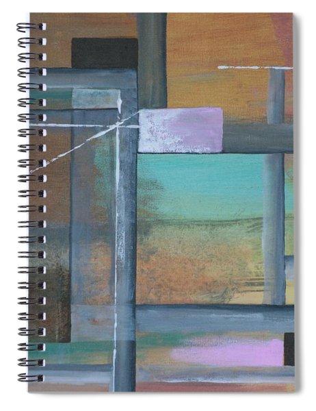 Requiem For The Prairie Spiral Notebook