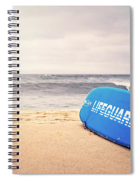 Rescue Mission Spiral Notebook