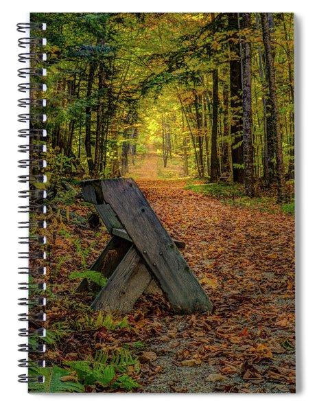 Restfull Spiral Notebook