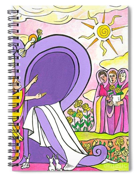 Resurrection - Mmrsu Spiral Notebook