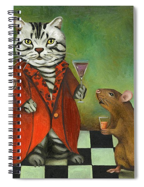 Retirement Spiral Notebook
