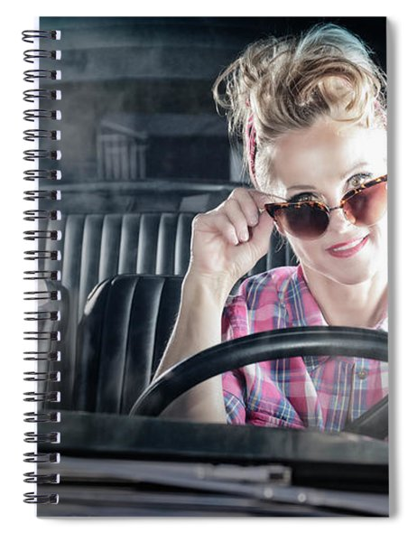 Go Time Spiral Notebook