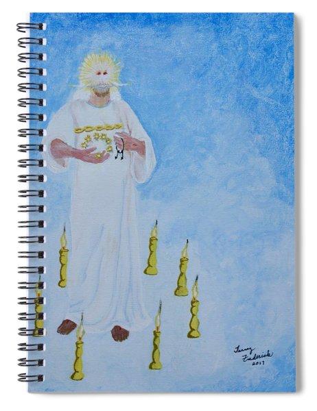 Revelations One Spiral Notebook