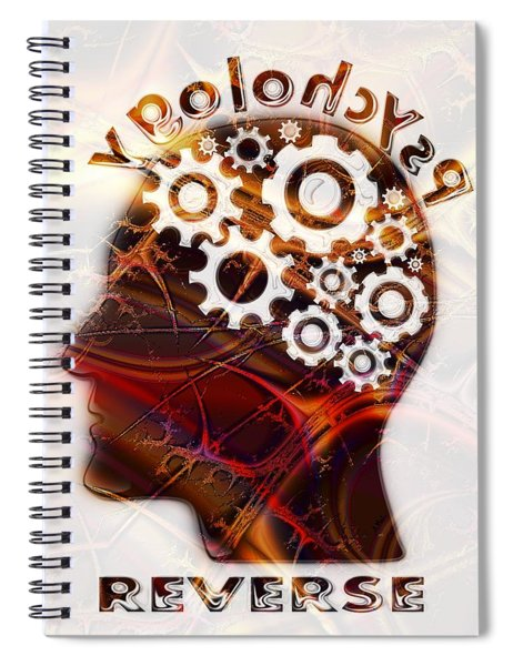 Reverse Psychology Spiral Notebook