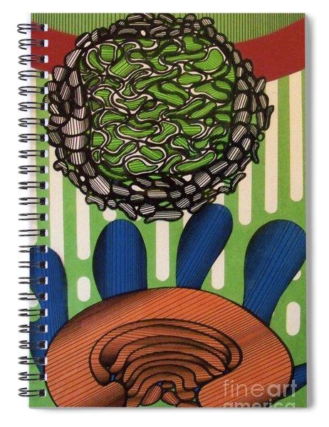 Rfb0104 Spiral Notebook