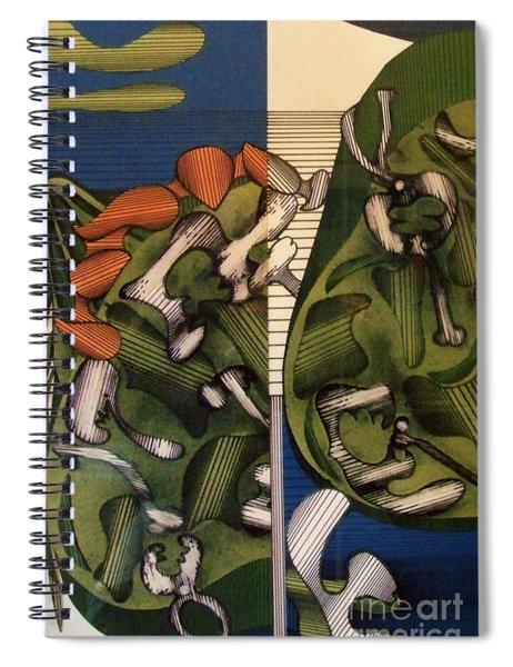 Rfb0105 Spiral Notebook