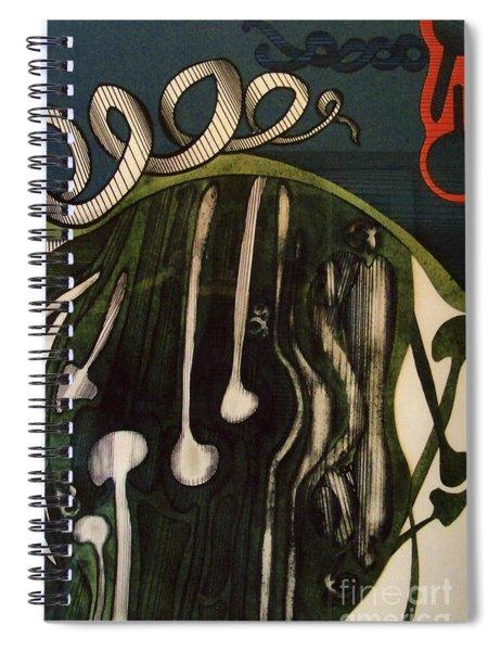 Rfb0106 Spiral Notebook