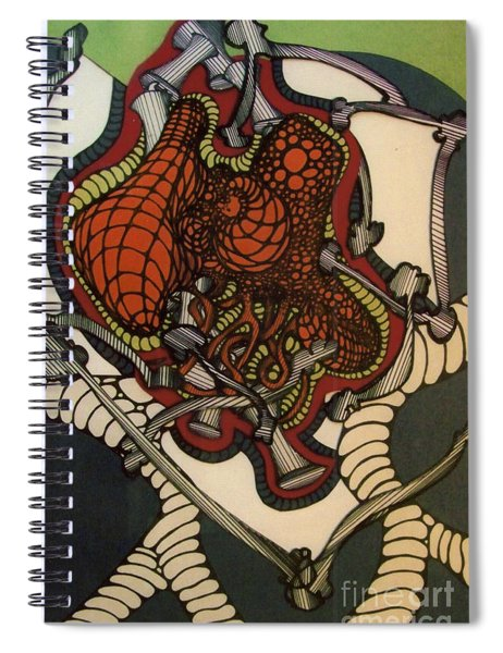Rfb0109 Spiral Notebook