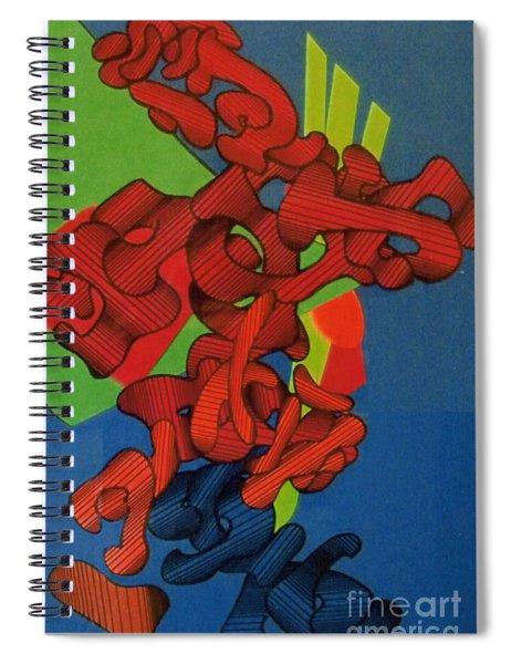 Rfb0116 Spiral Notebook