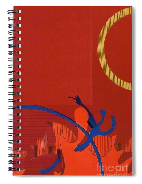 Rfb0118 Spiral Notebook