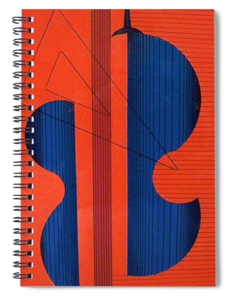 Rfb0120 Spiral Notebook