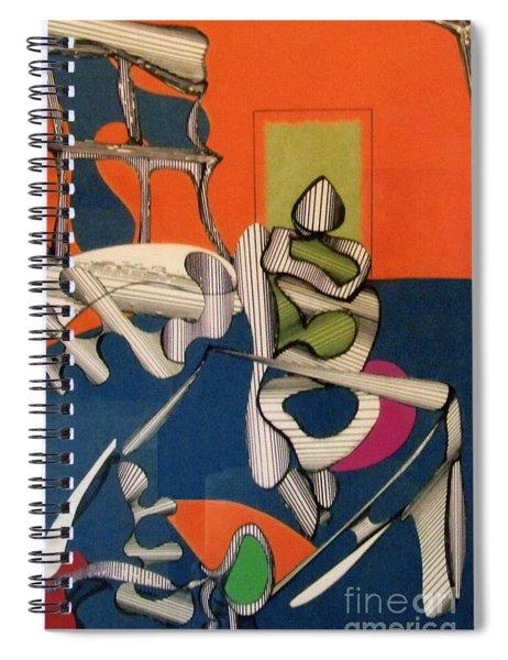 Rfb0122 Spiral Notebook