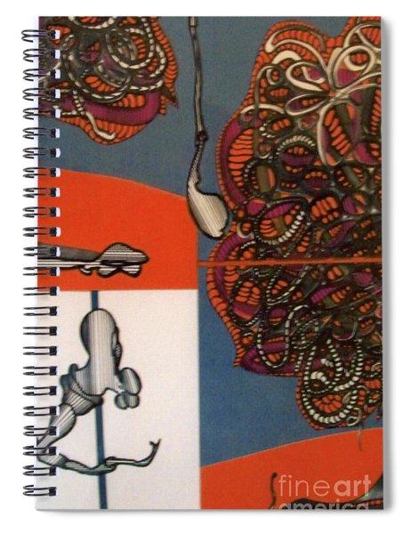Rfb0123 Spiral Notebook