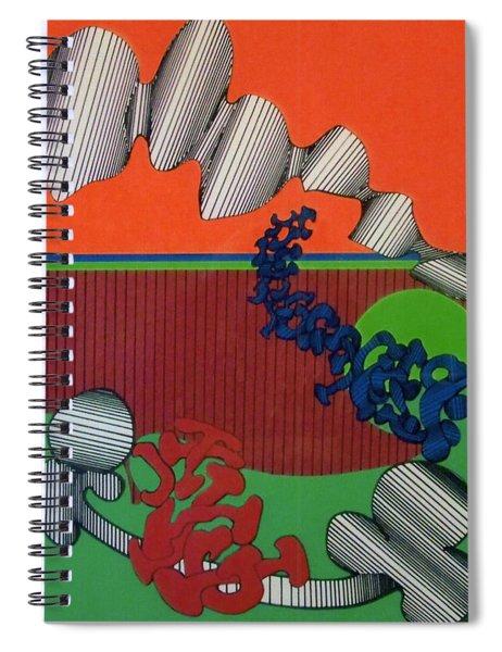 Rfb0124 Spiral Notebook
