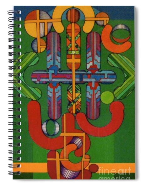 Rfb0127 Spiral Notebook