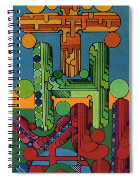 Rfb0128 Spiral Notebook