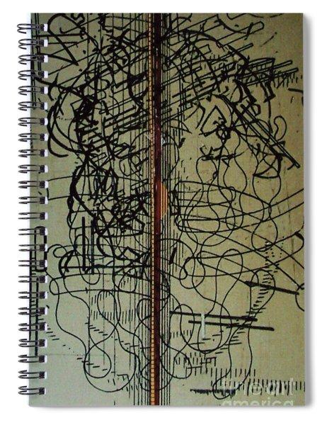 Rfb0203 Spiral Notebook