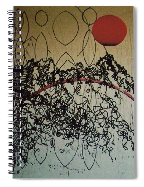 Rfb0208 Spiral Notebook
