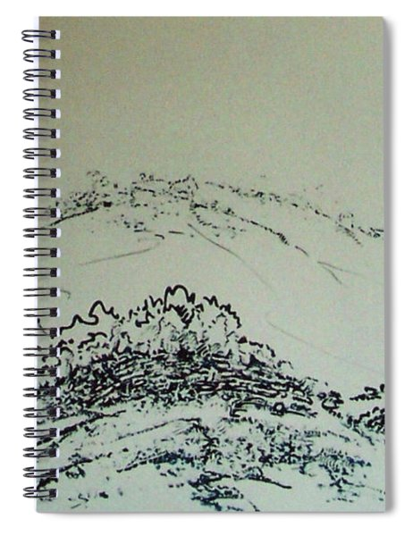 Rfb0211-2 Spiral Notebook