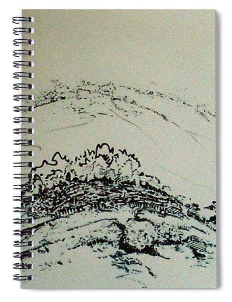Rfb0211 Spiral Notebook