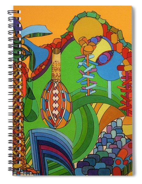 Rfb0300 Spiral Notebook