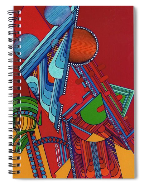Rfb0301 Spiral Notebook