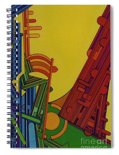 Rfb0303 Spiral Notebook