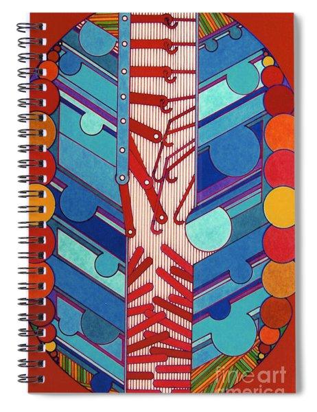 Rfb0304 Spiral Notebook