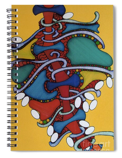 Rfb0400 Spiral Notebook