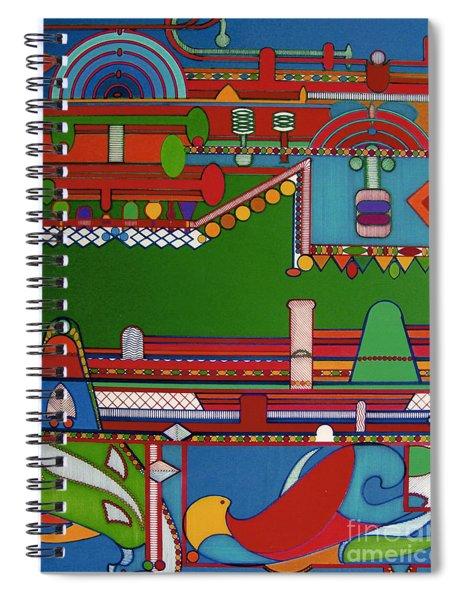 Rfb0404 Spiral Notebook