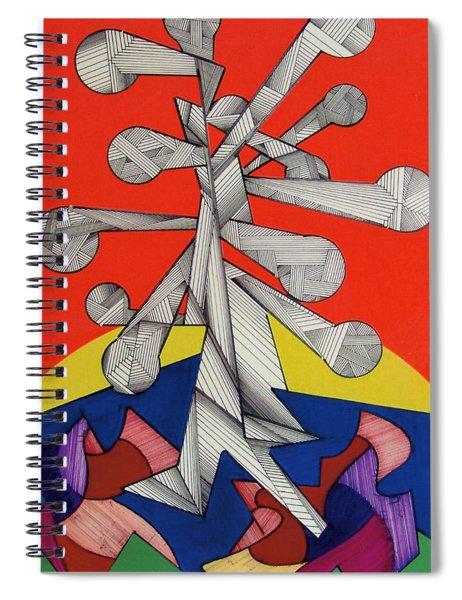 Rfb0501 Spiral Notebook