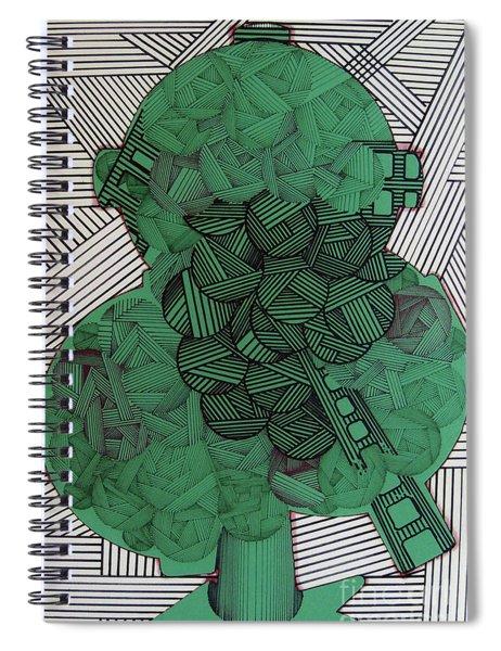 Rfb0502 Spiral Notebook