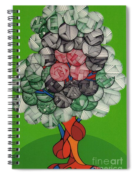 Rfb0503 Spiral Notebook