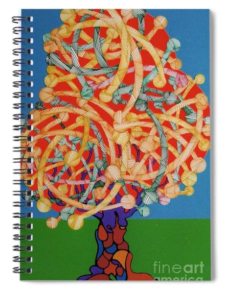 Rfb0504 Spiral Notebook