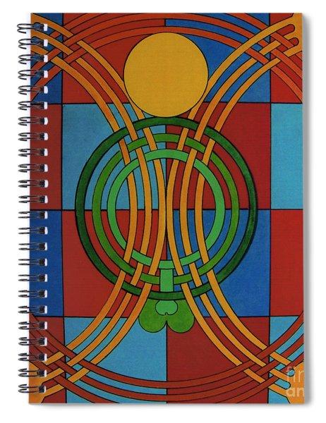 Rfb0705 Spiral Notebook