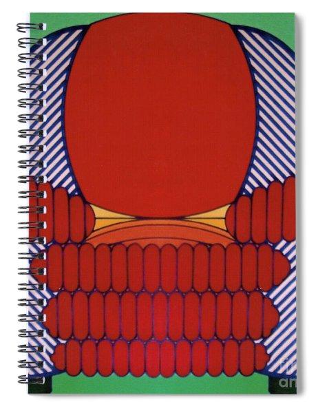Rfb1059 Spiral Notebook