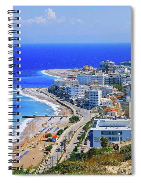 Rhodes Spiral Notebook